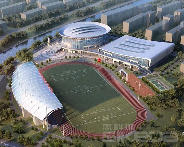 三明明溪体育馆