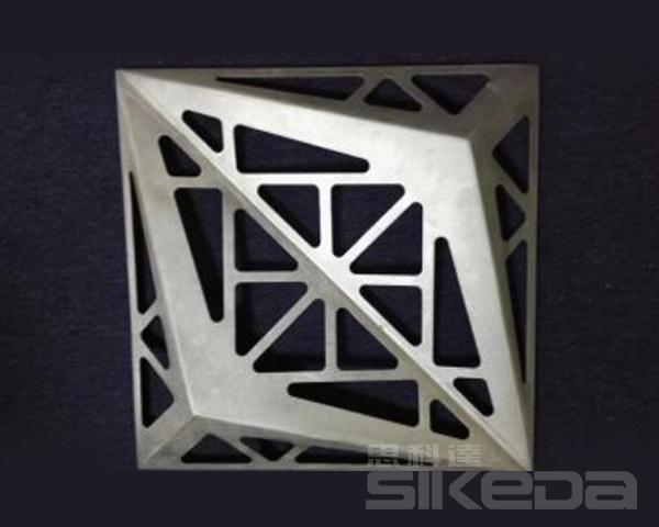 镂空雕刻铝板