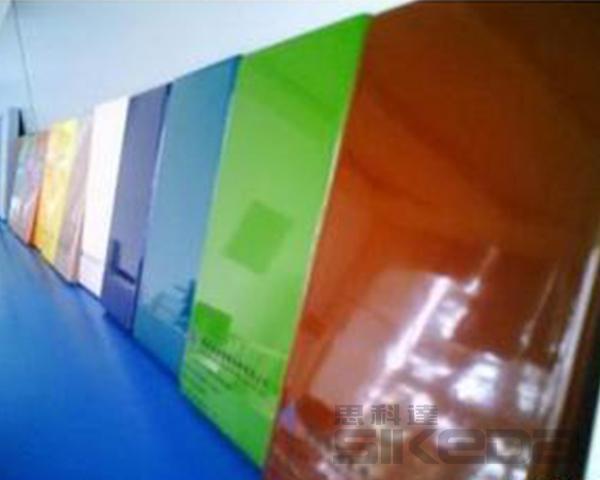 搪瓷铝合金幕墙板