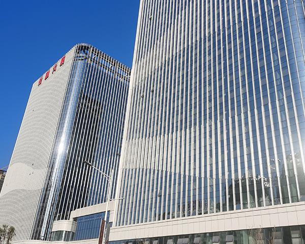 永泰建设大厦双曲板