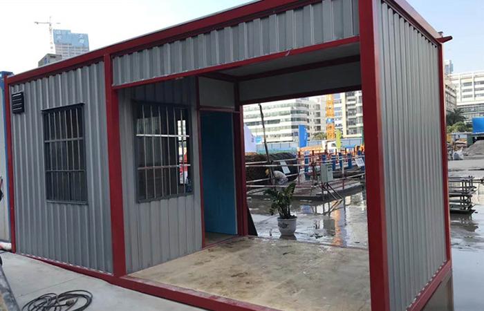 福州厕所打包集装箱