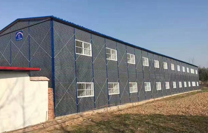 福州折叠集装箱房屋