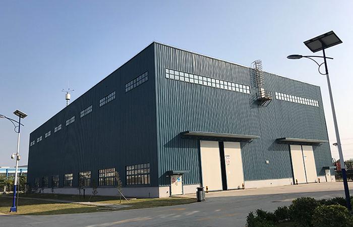 福州简易钢结构厂房