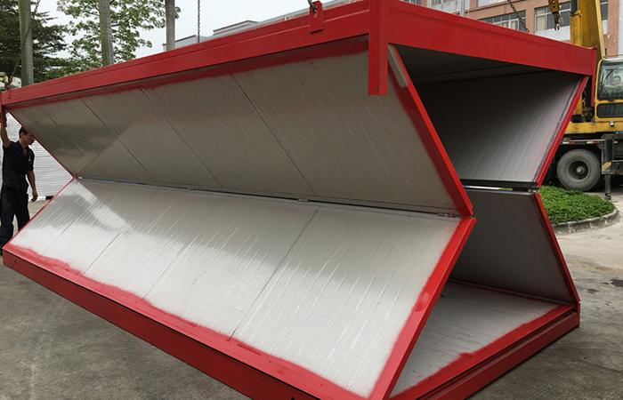 福州折叠箱房