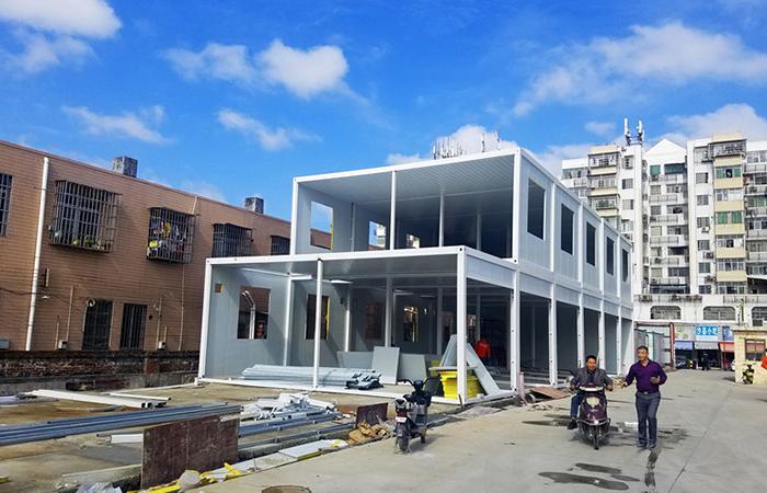 福州拼装箱式房屋