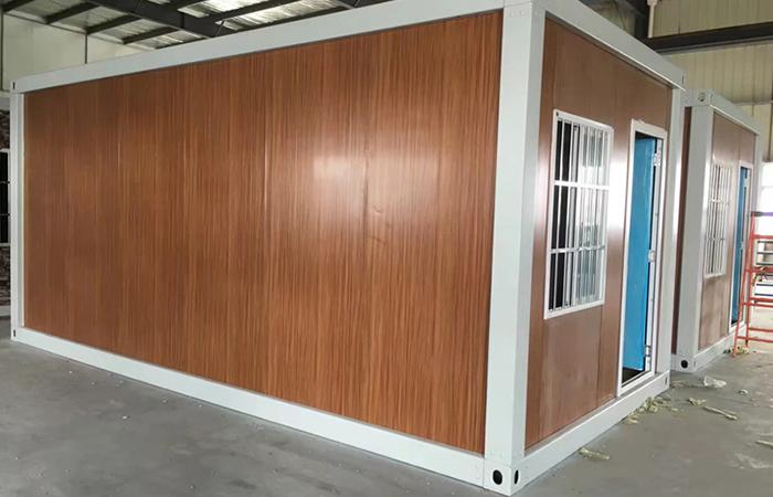 拼装集装箱房