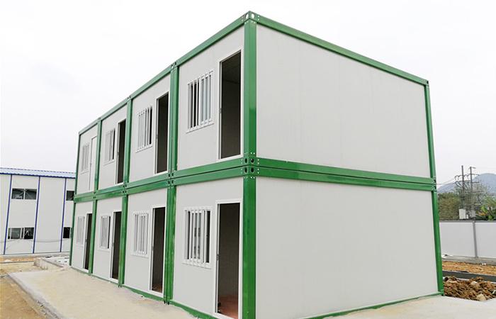 福州拼装箱房屋