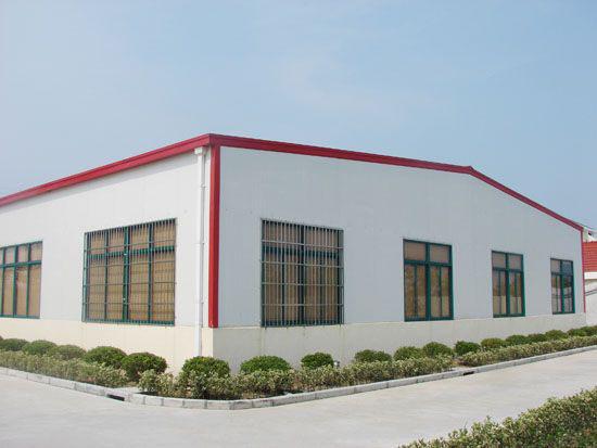 福州轻钢钢结构厂房