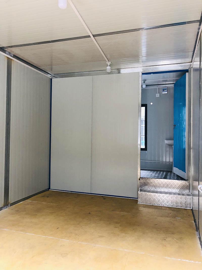 企业复工临时隔离消毒集装箱房