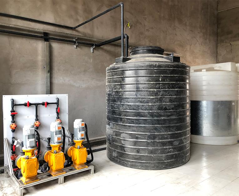 水厂电解次氯酸钠发生器