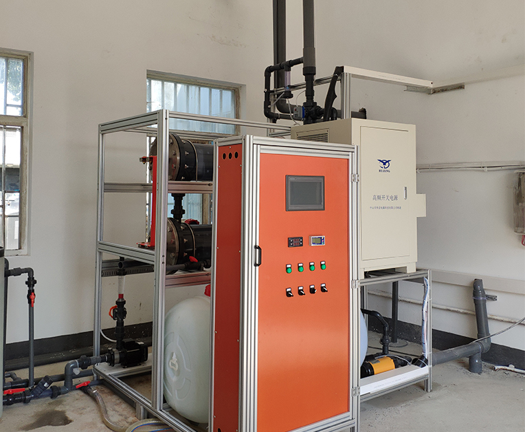 全自动电解盐次氯酸钠发生器15kg现场