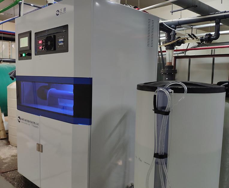 新型次氯酸钠发生器200g现场