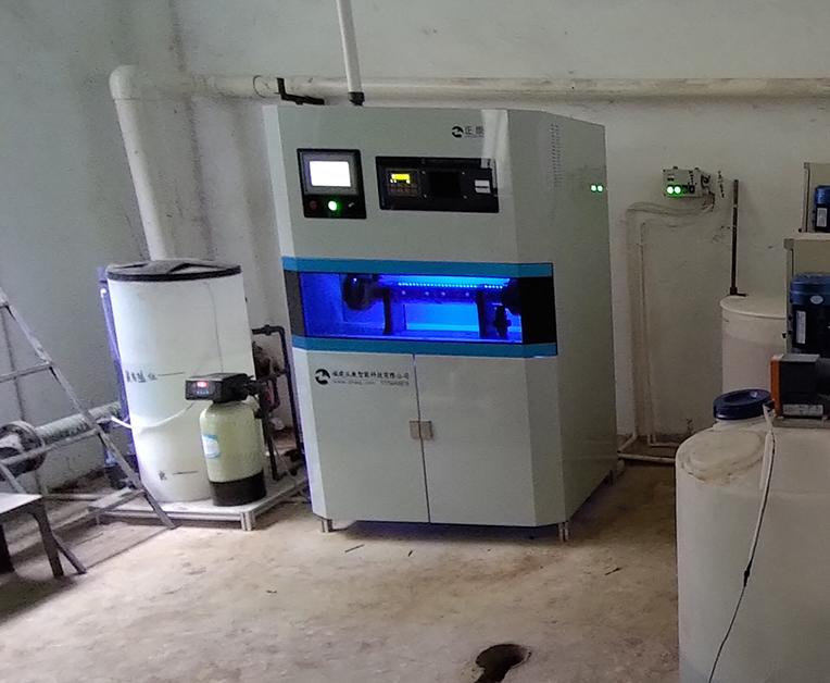 小型电解次氯酸钠发生器400g现场