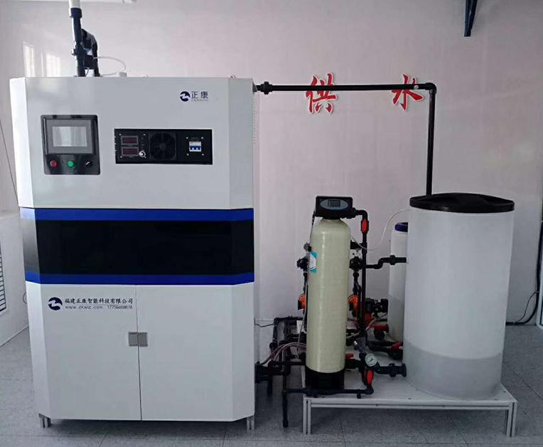 电解式次氯酸钠发生器600g现场