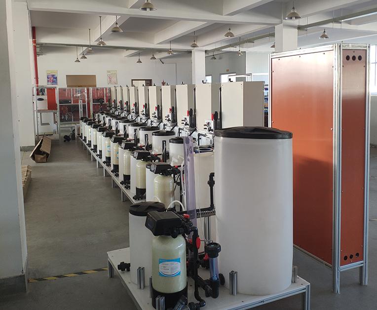 电解海水次氯酸钠发生器