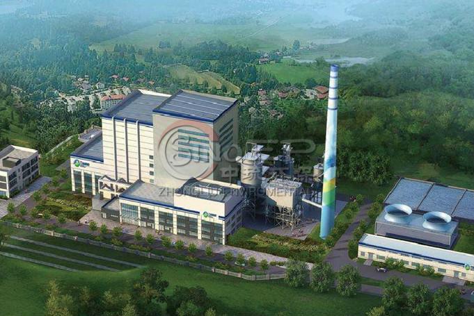 高炉煤气回收发电