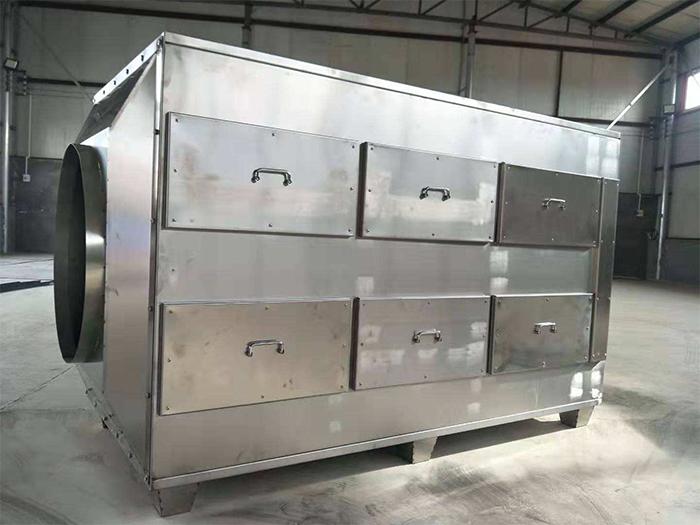 福州工厂除烟设备
