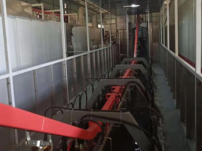 福州电泳生产线