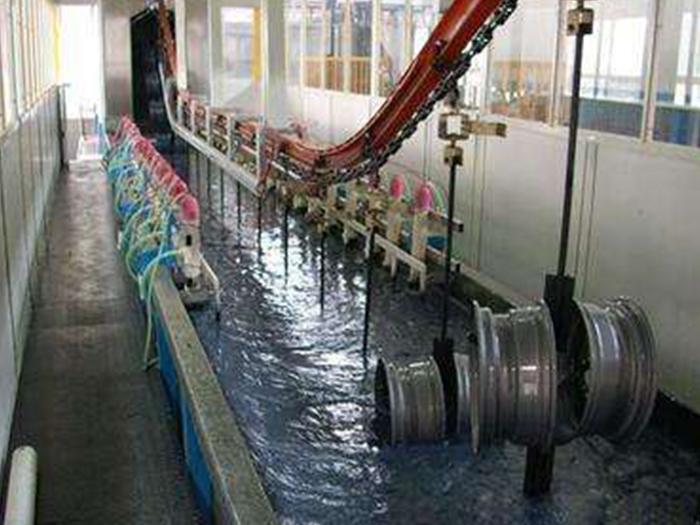 电泳涂装设备生产线