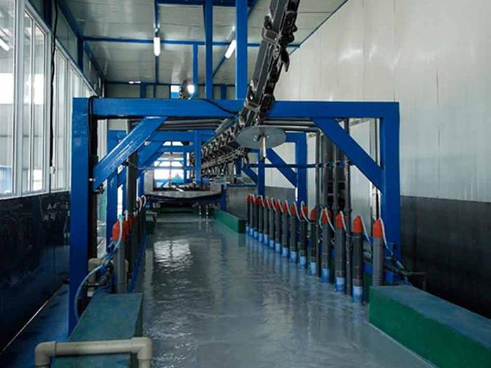 福建静电喷漆生产线有哪些优势