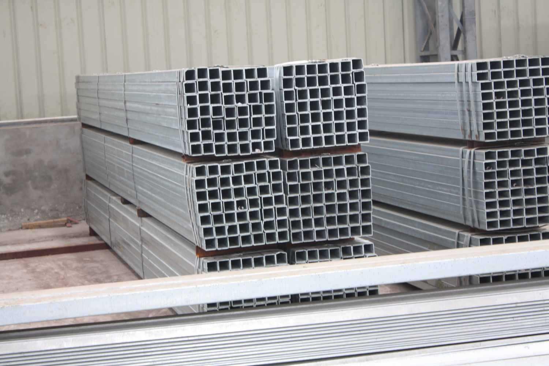 热镀锌方管规格