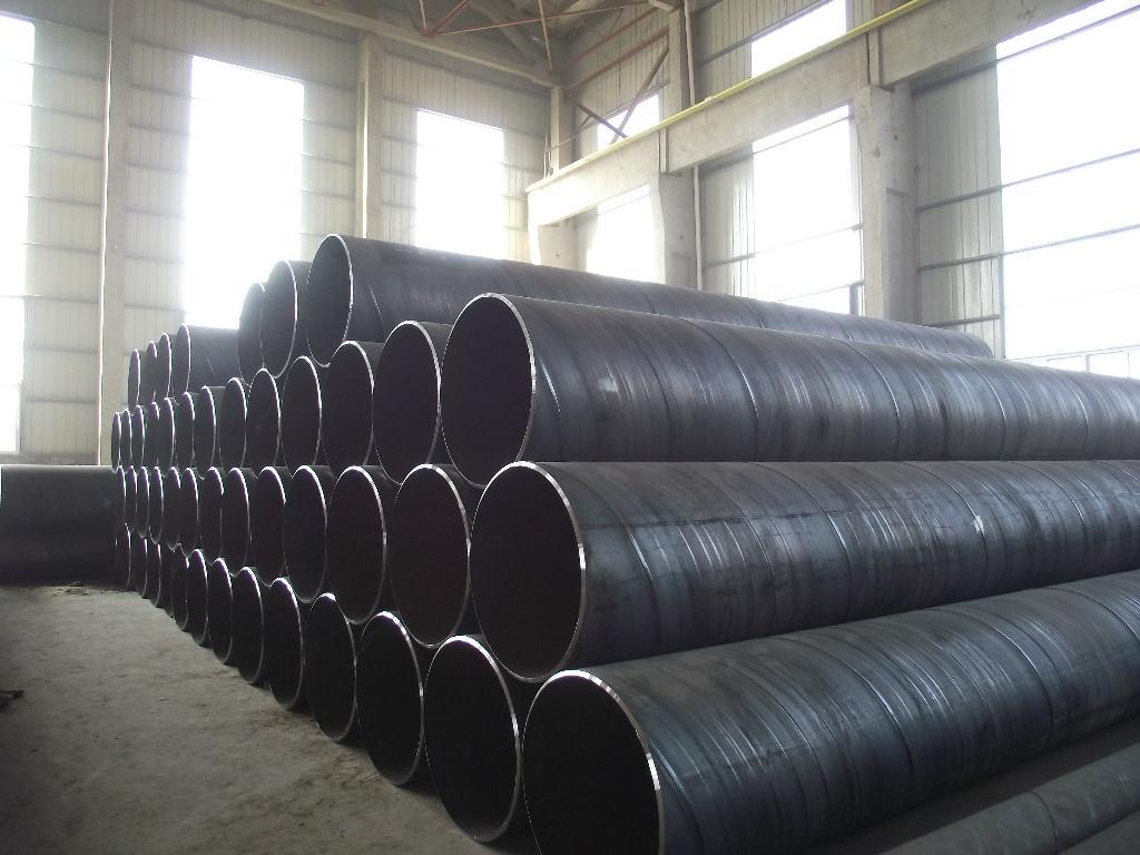 螺旋钢管规格表