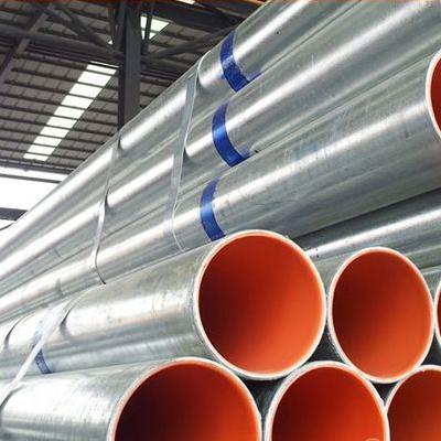 钢塑管规格表