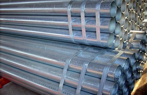 热镀锌管规格表