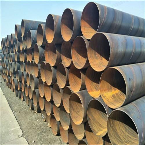 焊接钢管规格表
