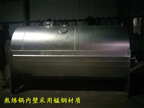 江苏鸡鸭油熬炼设备厂家