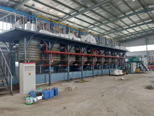 湖南新式动物油炼油设备