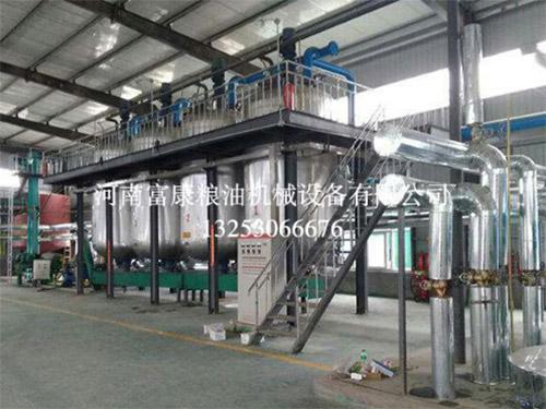 新疆猪油精炼设备