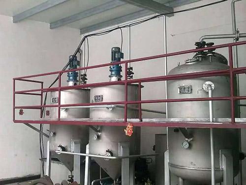 广东不锈钢动物油设备