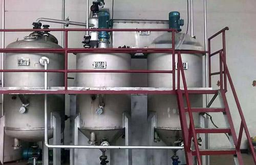 山东不锈钢动物油设备