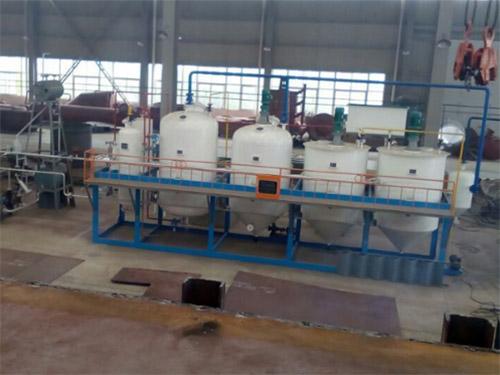 动物油初炼设备