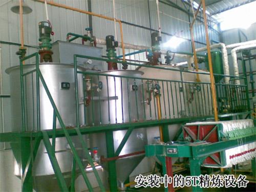 炼油厂三大油水分离技术