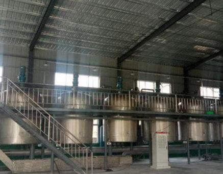 动物油设备厂