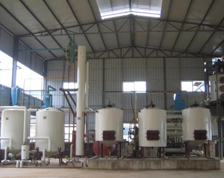 油脂设备厂