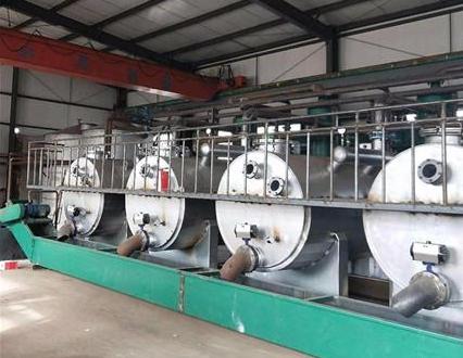动物炼油设备