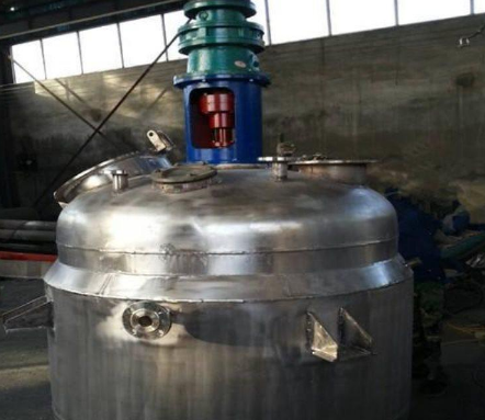 动物油负压熬炼设备
