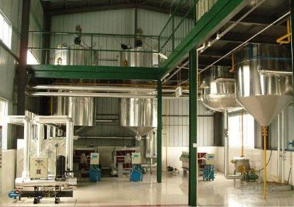 菜籽油精炼油设备厂家