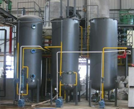 炼制动物油设备