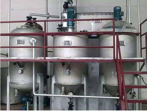 螺旋榨油机设备