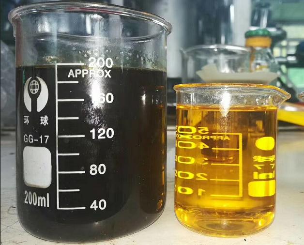 菜籽油精炼