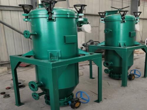 自动排渣过滤油机器