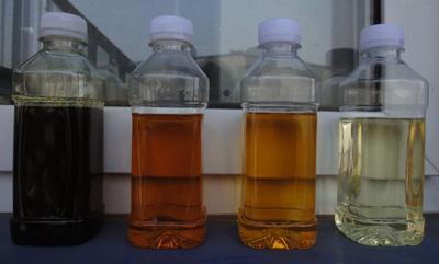 油脂精炼设备去除油脂杂质