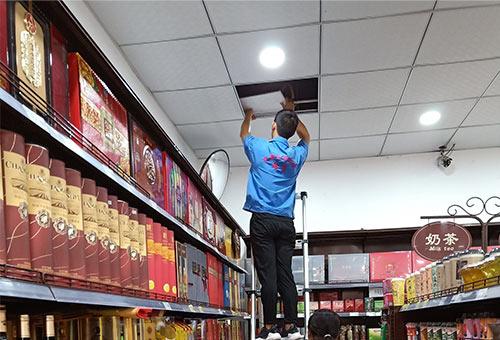 重庆超市灭鼠