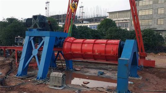 丹东/锦州水泥制管机需要什么设备能顺利投产