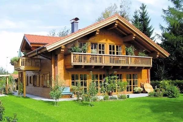 福建生态木屋
