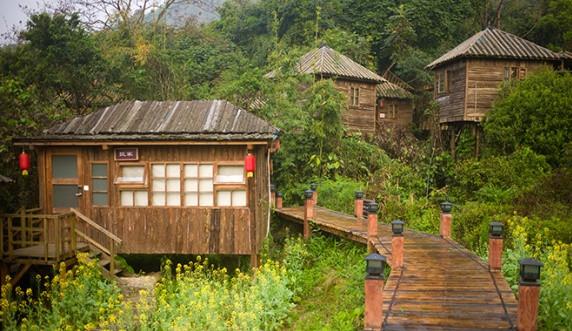 生态木屋造价